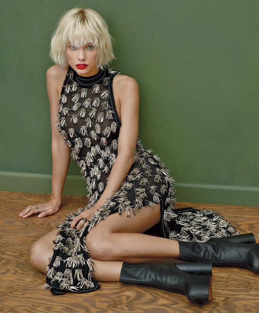 Тейлор Свифт — Фотосессия для «Vogue» 2016 – 6