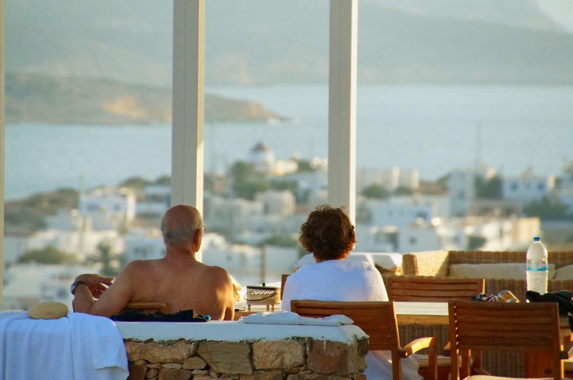 Luxury Villa at Koufosini, Cyclade Islands, Greece