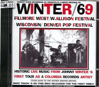 Johnny Winter's Winter/69