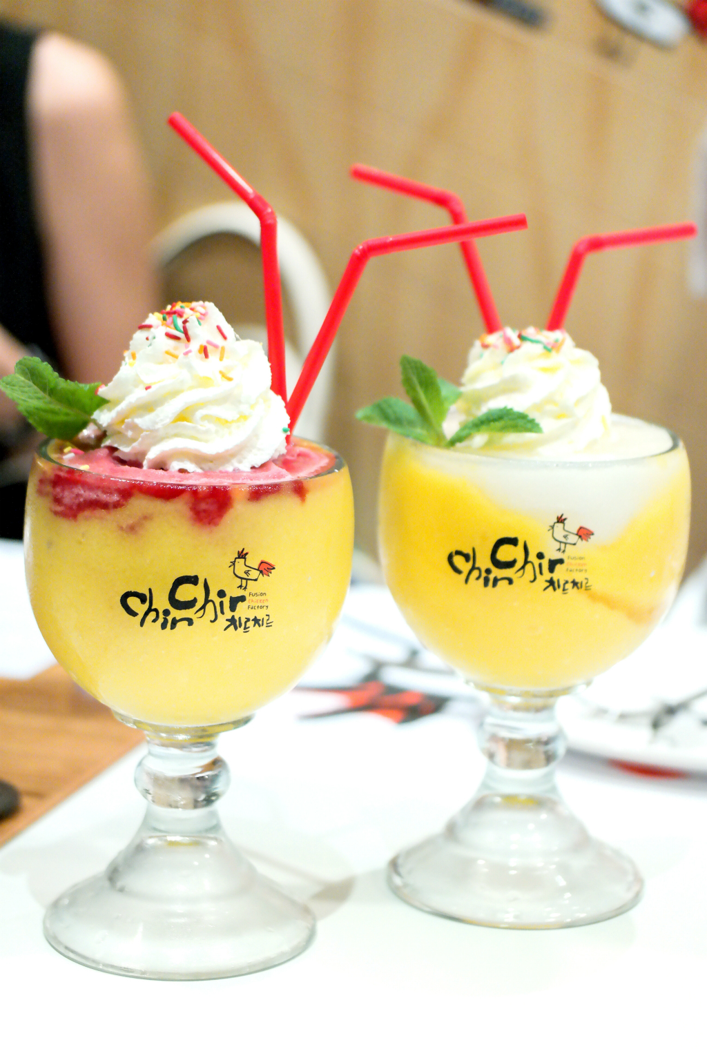 Chir Chir: Double Smoothies