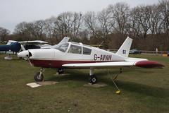 G-AVNW Popham Piper PA-28-180