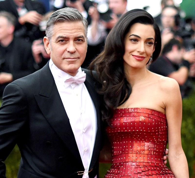 Жена Джорджа Клуни Амаль