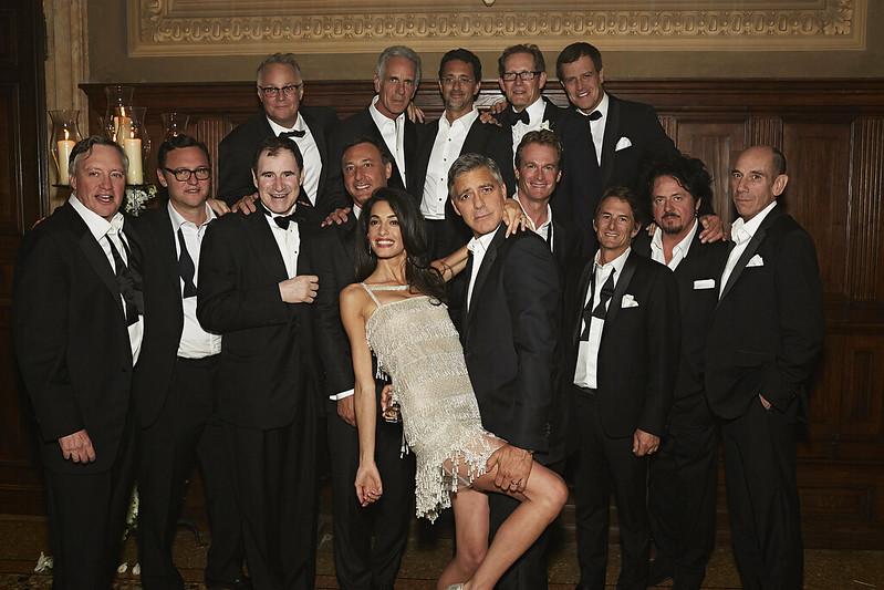 Свадебные фото Джорджа Клуни