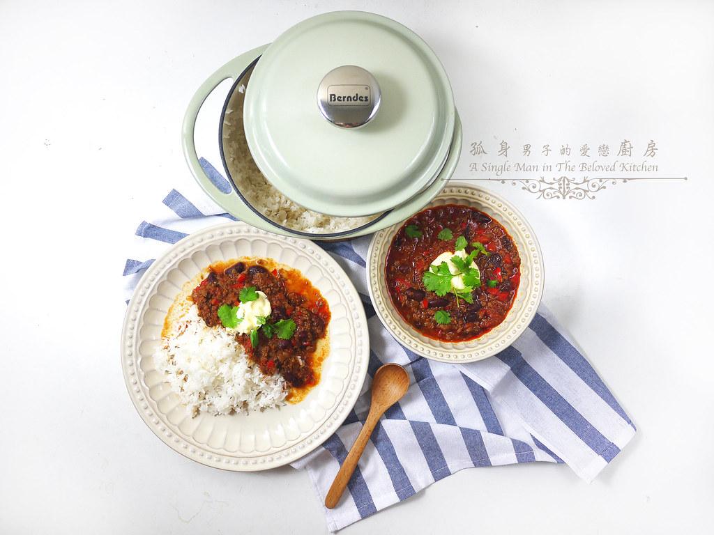 孤身廚房-墨西哥辣醬佐香米38