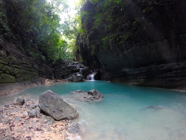 Matutinao River Cebu