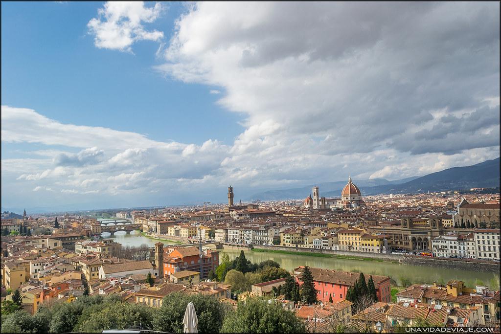 Florencia Piazzale Michelangelo