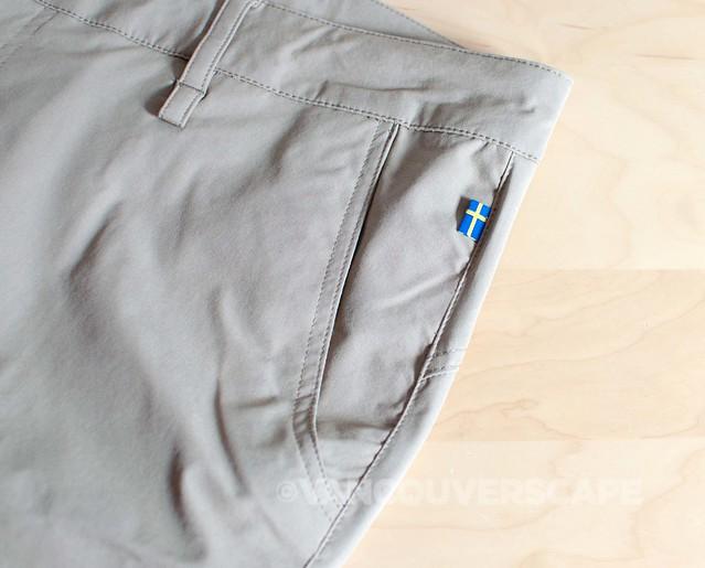 Fjallraven Women's Abisko Capri Trousers