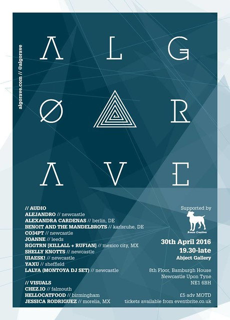 Newcastle Algorave