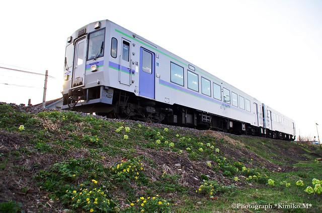 JR富良野線2