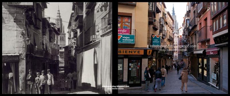 Calle Comercio 1900-2015