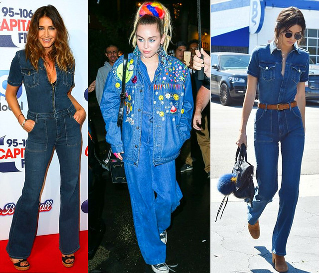 wide-leg-all-in-one-denim-jumpsuit-how-to-wear-denim-jumpsuit,one-piece denim, baggy denim jumpsuit, blue denim jumpsuit, navy blue denim jumpsuit, Citizens of Humanity denim boiler suit, denim all in one, vintage wash denim dungarees, Denim pattern jumpsuit, chain front flat shoes, flat shoes, dressed down look, blue denim jumpsuit