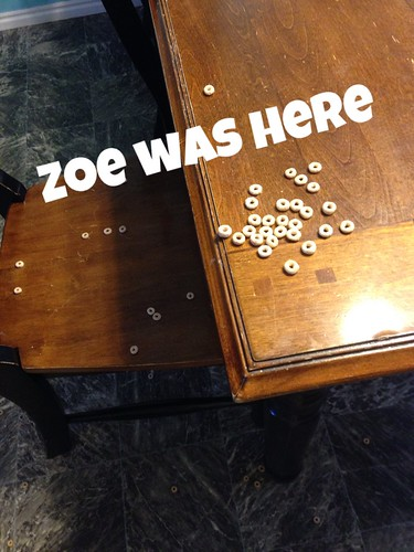 Zoe was here