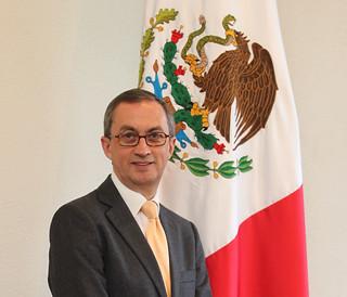 Toma posesión Juan Manuel Gómez Robledo Verduzco como Embajador de México en Francia