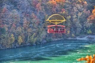 Niagara Falls Ontario Canada ~ Whirlpool Aero Car