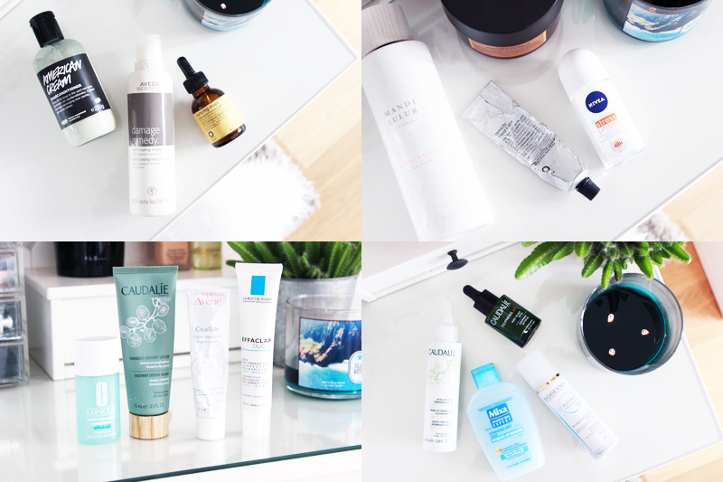 Favourites 2015: Hair, Body, Acne Fighters & Skin Care