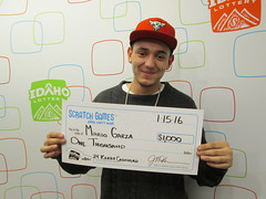 Mario Garza - $1,000 24 Karat Cashword