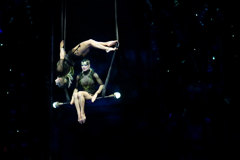 Cirque du Soleil - Playa del Carmen - Joya