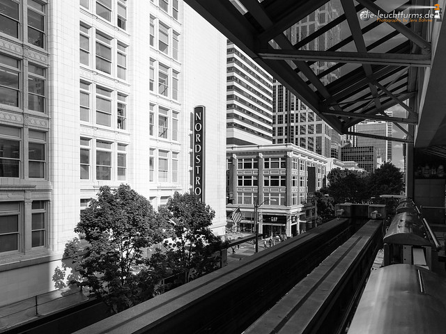 Mono Rail City Station