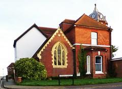 St. Nicholas Chapel, Langstone