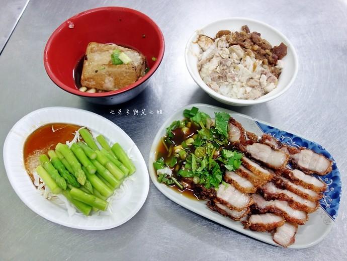 20 嘉義文化路夜市必吃 阿娥豆花、方櫃仔滷味、霞火雞肉飯、銀行前古早味烤魷魚