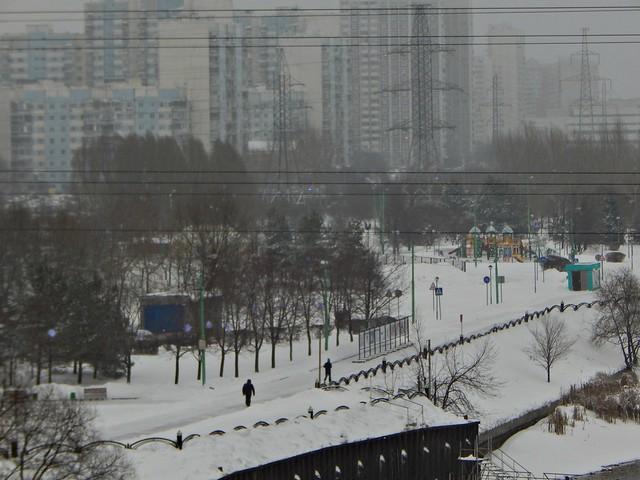 пробежка в парке | ХорошоГромко.ру