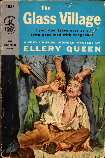 Pocket Books 1082 (Sept., 1955). First Printing. Cover Art by James Meese