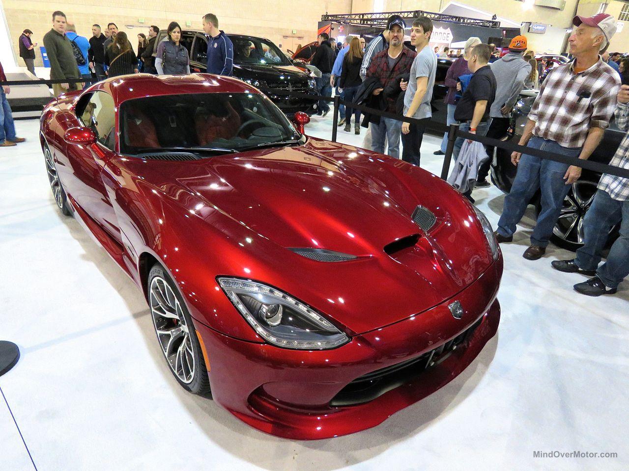 Philly Auto Show 2016 Dodge Viper