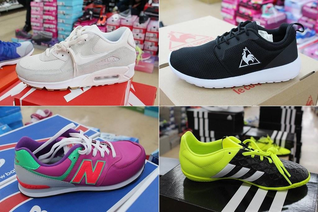 24459270249 3ea2583ca1 b - 熱血採訪。台中干城特賣會搶好康,La new男女鞋、Nike等運動品牌、思薇爾內衣、精典泰迪童裝