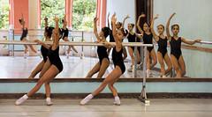 National Ballet School Dancers