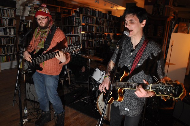 Young Offenders at Black Squirrel Books