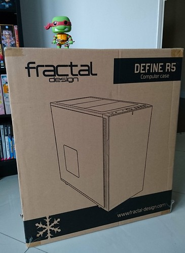 Fractal Design Define R5 - box