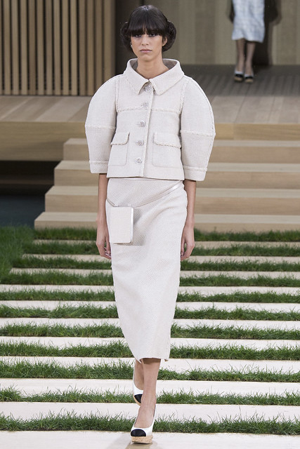 Chanel Haute Couture - Spring 2016