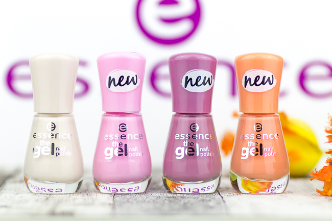 essence Bloggerevent, essence Sortimentsumstellung, essence the gel nail polish, 54 dream on, 55 be awesome tonight, 56 you and me?, 57 ice cream party