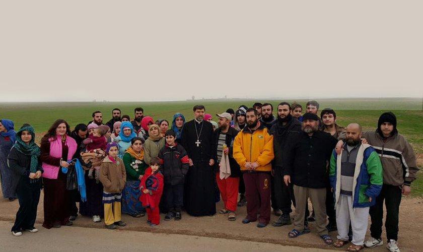 estado-islamico-liberta-43-refens-cristaos-assirios-na-siria