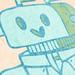A cute robot - detail