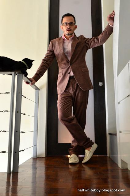 halfwhiteboy velvet suit 10