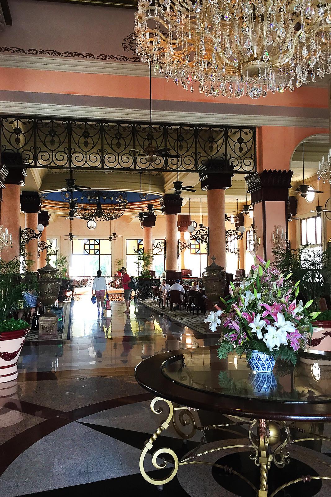 Riu Palace Riviera Maya - Entrance