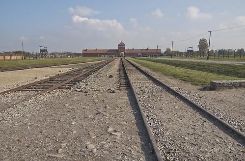 【写真】東欧周遊 : アウシュヴィッツ第二強制収容所