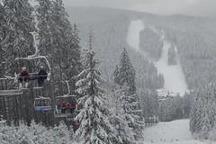 Aktuálně: rapidně přibývá sněhu v Alpách, polepšují si i české hory