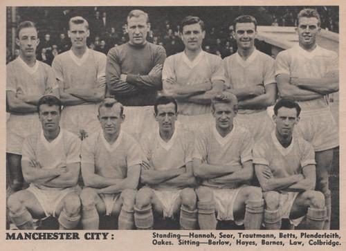 Manchester City 1960-61