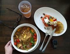 Umami Meatball Noodle Soup + Portobello Lava Cloud…
