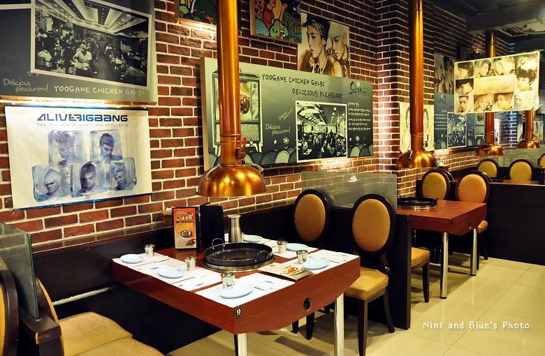 柳家韓式料理公益路09