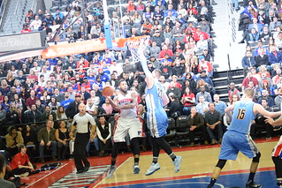 Drummond goes up