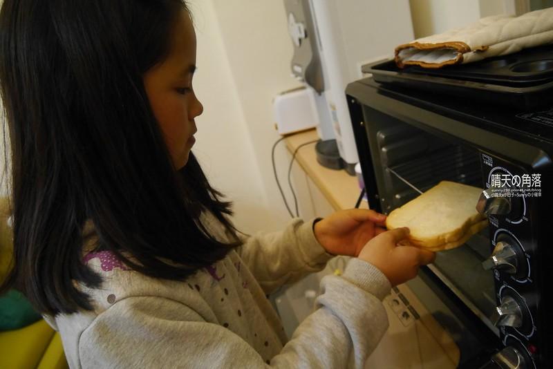 熱樂煎爆漿乳酪三明治