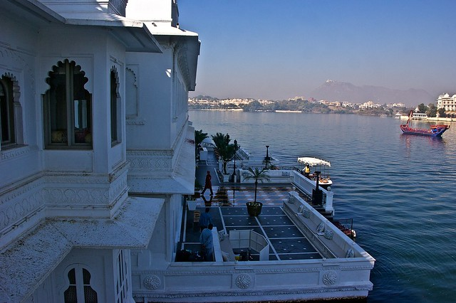Majestic Taj Lake Palace