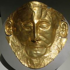 Golden Mask (Replica)