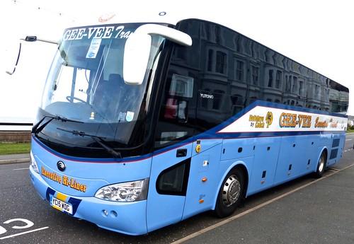 GEE-VEE Travel Yutong TC12 YC15 WDG