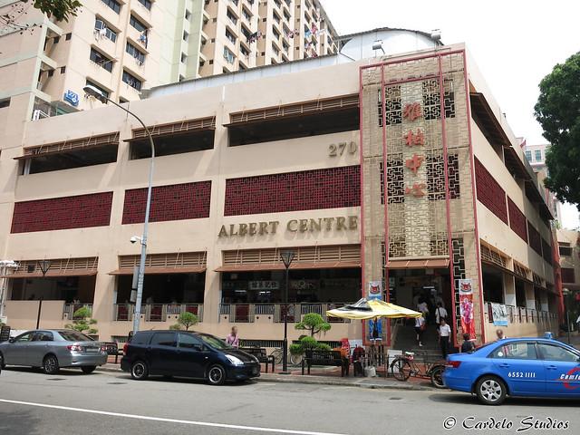 Albert Centre 01