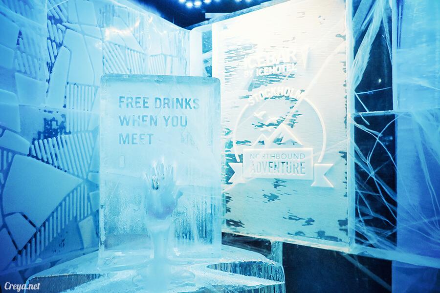 2016.03.24 ▐ 看我歐行腿 ▐ 斯德哥爾摩的 ICEBAR 冰造酒吧,奇妙緣份與萍水相逢的台灣鄉親破冰共飲 10.jpg