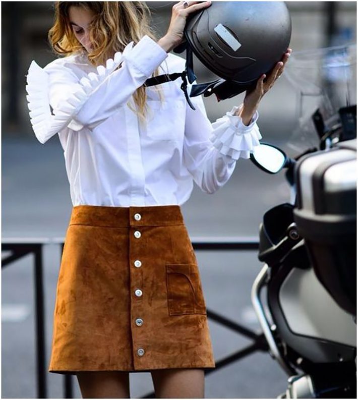 Victorian Shirts Street Style Outfits6